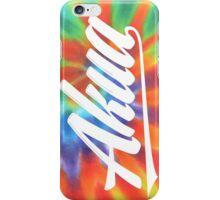 Tie dye Akua iPhone Case/Skin