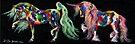 Licorne De Cirque by louisegreen
