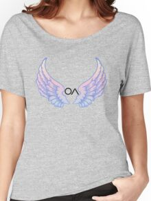 OA ver.bluewings Women's Relaxed Fit T-Shirt