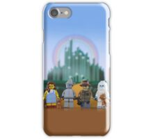 Off To See The Wizard... iPhone Case/Skin