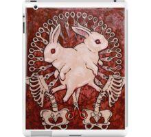 Scarlet and Violet iPad Case/Skin
