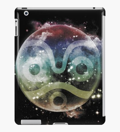moononoke  princess - rainbow version iPad Case/Skin