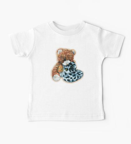 Teddy bear cuddles  Baby Tee