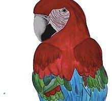 Little Bird by IslandArtist101