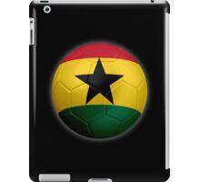 Ghana - Ghanaian Flag - Football or Soccer 2 iPad Case/Skin