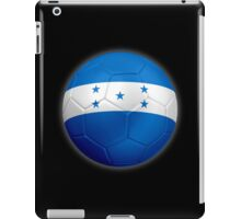 Honduras - Honduran Flag - Football or Soccer 2 iPad Case/Skin