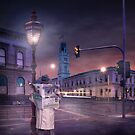 I rise I read by Adrian Donoghue
