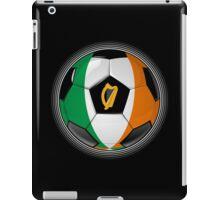 Ireland - Irish Flag - Football or Soccer iPad Case/Skin