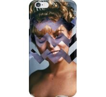 Twin Peaks - Laura [Black Lodge] iPhone Case/Skin