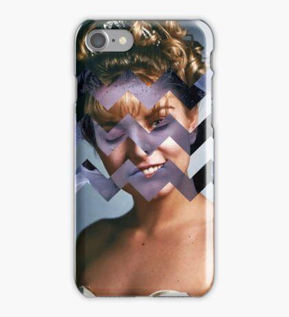 Twin Peaks - Laura [Black Lodge] iPhone Case/Skin