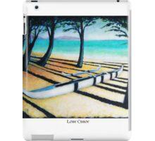 Lone Canoe iPad Case/Skin