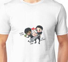 Yuri On Ice - Viktuuri and Phichit Unisex T-Shirt