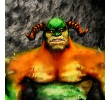 Ogre by Sarah Kirk Photographic Print
