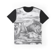 African Oasis Graphic T-Shirt
