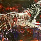 running horse by donnamalone