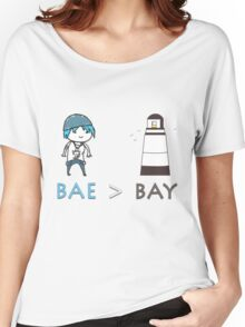 Life is Strange - Bae over Bay [PriceField] Women's Relaxed Fit T-Shirt