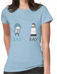 Life is Strange - Bae over Bay [PriceField] Womens Fitted T-Shirt