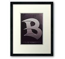 TheBoLoClan Framed Print
