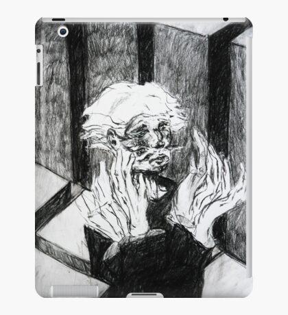 Walks. iPad Case/Skin