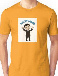 "Jim Moriarty ""Westwood"" T-Shirt Unisex T-Shirt"