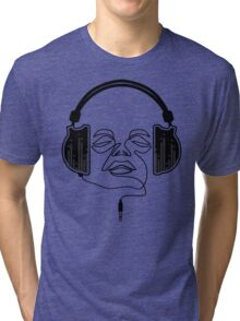 The Movement Of Music Tri-blend T-Shirt