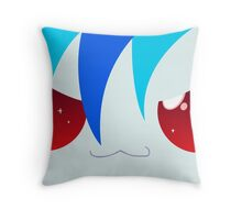 Vinyl Scratch Chibi Throw Pillow