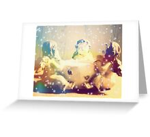 Angel Family III Greeting Card