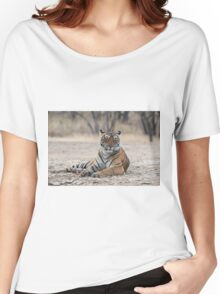 Tiger at peace Women's Relaxed Fit T-Shirt