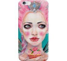 Marie Antoinette Queen Bee  iPhone Case/Skin
