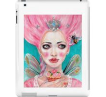 Marie Antoinette Queen Bee  iPad Case/Skin