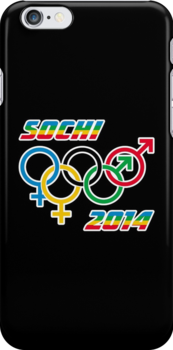Sochi Equality by graphix