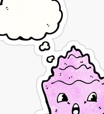 cartoon jelly dessert Sticker