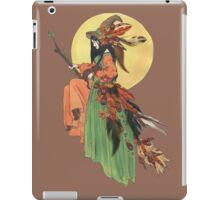 Autumn Witch iPad Case/Skin