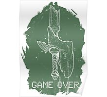 Game Over Link Poster