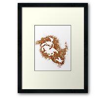 Duck Hunt Spirit Framed Print