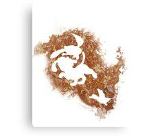 Duck Hunt Spirit Canvas Print