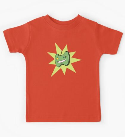 Gaming Controller Character Kids Tee