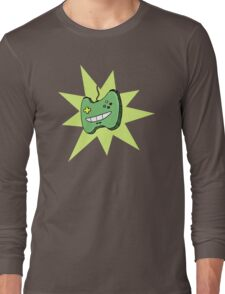 Gaming Controller Character Long Sleeve T-Shirt