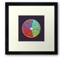 Eye of the Creator Framed Print