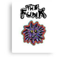 The Funk - Mighty Boosh Canvas Print