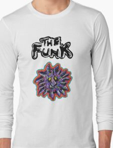 The Funk - Mighty Boosh Long Sleeve T-Shirt