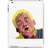 Joffrey Dying a Horrible and Painful Death iPad Case/Skin