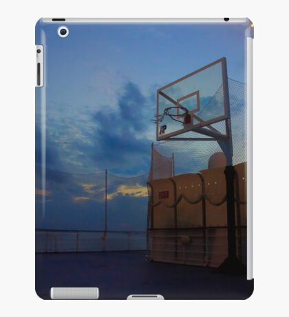 Waiting for Player iPad Case/Skin