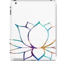 The Zen Lotus iPad Case/Skin