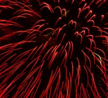International Fireworks Festival 2014 - Seoul, South Korea Sticker