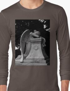 Weeping Angel Long Sleeve T-Shirt