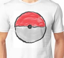 Pokeball shirts, pillows, posters, etc!!! Unisex T-Shirt