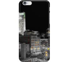Omaha Night Lights iPhone Case/Skin