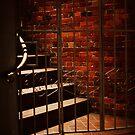 staircase by Savannah Regier