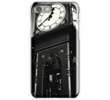gastown clock iPhone Case/Skin